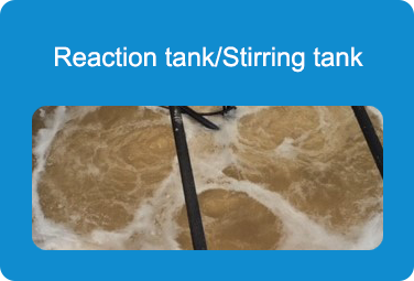 Raction tank